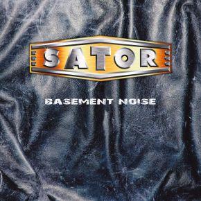 Basement Noise - LP (RSD 2021 Farvet Vinyl) / Sator / 2006/2021
