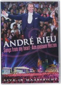 Songs From My Heart - DVD / Andre Rieu / 2005