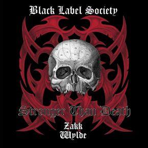 Stronger Than Death - LP (Klar Vinyl) / Black Label Society / 2000/2021