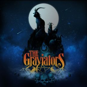 Motherload - CD / The Graviators  / 2014