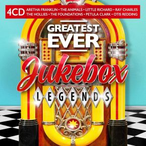 Greatest Ever: Jukebox Legends - 4CD / Various Artists / 2021