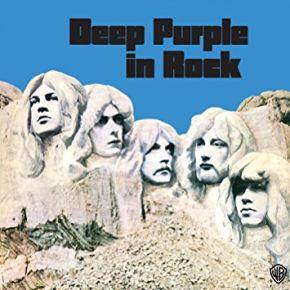 In Rock - LP (Lilla vinyl) / Deep Purple / 1970 / 2018