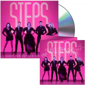 What the Future Holds Pt. 2 - CD / Steps / 2021