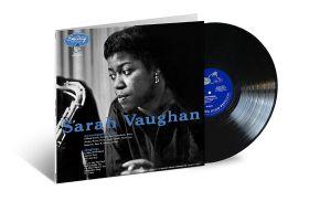 Sarah Vaughan - LP (Acoustic Sounds) / Sarah Vaughan & Clifford Brown / 1954 / 2021