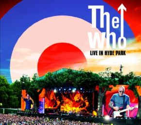 Live In Hyde Park - 2CD+DVD / The Who / 2015