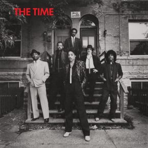 The Time (Expanded Edition) - 2LP (Rød & Hvid Vinyl) / The Time / 1981/2021
