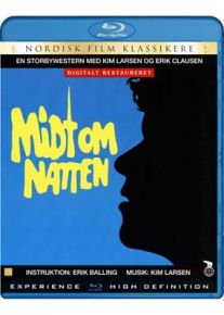 Midt Om Natten - Blu-Ray / Kim Larsen | Erik Clausen | Erik Balling / 1984 / 2017