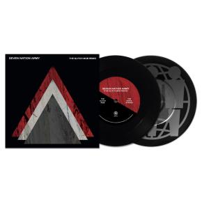 "Seven Nation Army X The Glitch Mob - 7"" Single / The White Stripes | The Glitch Mob / 2021"