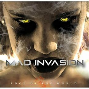 Edge Of The World - CD / Mad Invasion / 2021