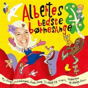 Albertes Bedste Børnesange - CD / Alberte / 2011