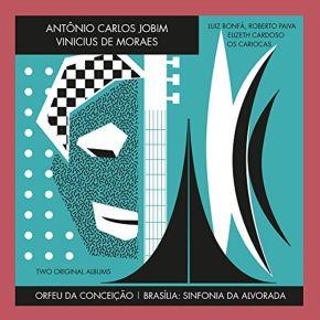 Orfeu Da Conceicao + Brasilia: Sinfonia Da Alvorada (W. Vinicius De Moraes) - LP / Antonio Carlos Jobim / 1956/2018