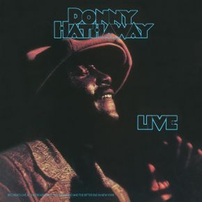 Donny Hathaway – Live - LP (RSD 2021) / Donny Hathaway  / 1972/2021