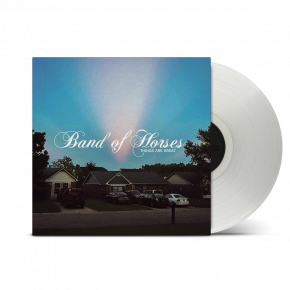 Things Are Great - LP (Indies Exclusive Hvid Vinyl) / Band Of Horses / 2022