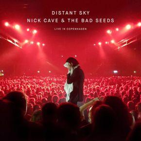 """Distant Sky (Live In Copenhagen) - 12"""" Vinyl EP / Nick Cave & The Bad Seeds / 2018"""