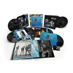 "Nevermind - 8LP+7"" (30th Anniversary Vinyl Bokssæt) / Nirvana / 1991 / 2021"