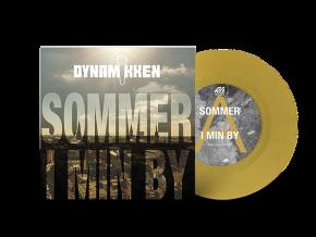 "Sommer I Min By - 7"" Guldfarvet Vinyl / Dynamikken / 2018"