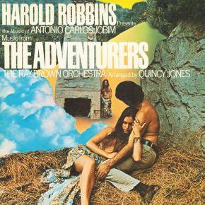 Music from the Adventurers - LP  / Antonia Carlos Jobim / 2018