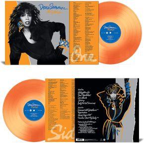 All Systems Go - LP (Orange Vinyl) / Donna Summer / 1987/2021