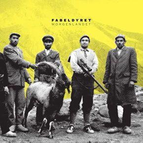 "Morgenlandet (EP) - 7"" (Gul Vinyl) / Fabeldyret / 2018"