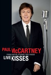 Live Kisses - Blu-Ray / Paul McCartney / 2012