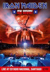 En Vivo! | Live At Estadio Nacional, Santiago - 2DVD (Limited Tin Box) / Iron Maiden / 2012