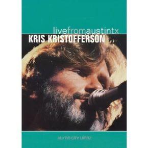 Live From Austin TX - dvd / Kris Kristofferson / 2006