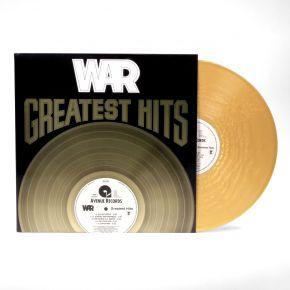 Greatest Hits - LP (Guld Vinyl) / War / 1976/2020
