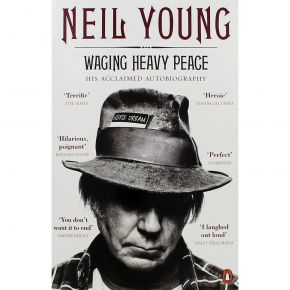 Waging Heavy Peace - BOG / Neil Young / 2012