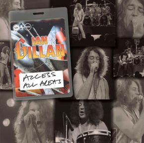 Access All Areas - CD+DVD / Ian Gillan / 2015