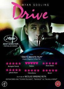 Drive - DVD / Nicolas Winding Refn, Ryan Gosling m.fl. / 2011