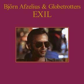 Exil - LP / Björn Afzelius & Globetrotters / 1984