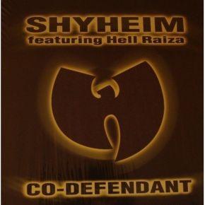"Co-Defendant - 12"" / Shyheim Feat Hell Raiza / 1998"