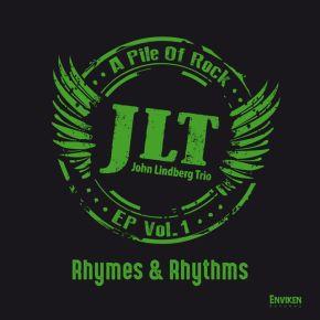 "Rhymes & Rhythms - 10"" vinyl / John Lindberg Trio / 2019"