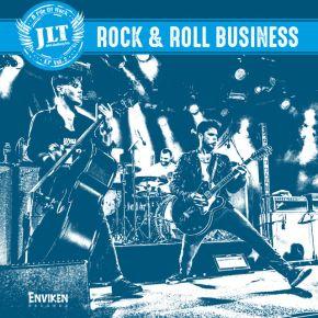 "Rock & Roll Business - 10"" vinyl / John Lindberg Trio / 2019"