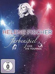 Farbenspiel / Live Die Tournee - DVD+2CD (Deluxe) / Helene Fischer / 2014