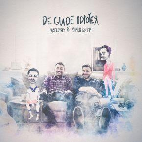 "De Glade Idioter - 7"" Split / Fabeldyret | Simon Solem / 2014"