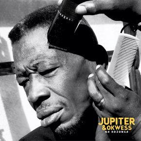 Na Kozonga - LP (Guld Vinyl) / Jupiter & Okwess / 2021