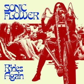 Rides Again - LP (Transparent Rød Farvet Vinyl) / Sonic Flower / 2021