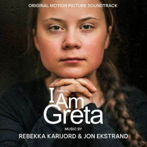 I Am Greta (Original Motion Picture Soundtrack) - LP (Farvet Vinyl) / Rebekka Karijord & Jon Ekstrand / 2021