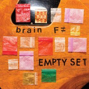 "Empty Set - 12"" Vinyl / Brain F / 2014"