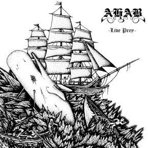 Live Prey - 2LP  / Ahab / 2020