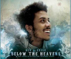 Below The Heavens - CD / Blu & Exile / 2014