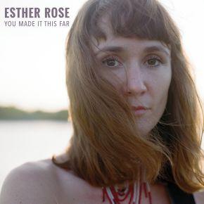 You Made It This Far - LP (Blå Vinyl) / Esther Rose / 2021