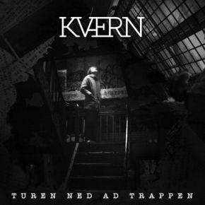 """Turen Ned Af Trappen - 12"""" Vinyl / Kværn / 2015"""
