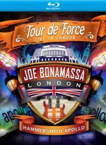 Tour De Force Live In London / Hammersmith Apollo - bluray / Joe Bonamassa / 2013
