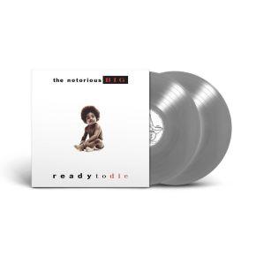 Ready To Die - 2LP (Sølv Vinyl) / The Notorious B.I.G. / 1994 / 2021