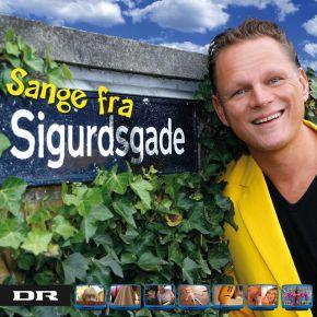 Sange fra Sigurdsgade - CD / Sigurd Barrett  / 2011