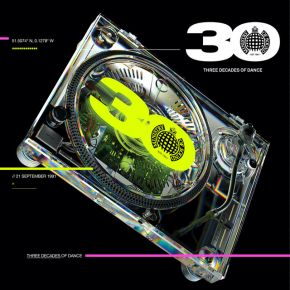 30 Years: Three Decades Of Dance - 2LP (Klar Vinyl) / Ministry Of Sound | Various / 2021