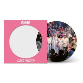 "Super Trouper - 7"" Picture Disc / ABBA / 2020"