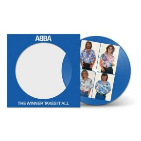 "The Winner Takes It All - 7"" Picture Disc / ABBA / 2020"